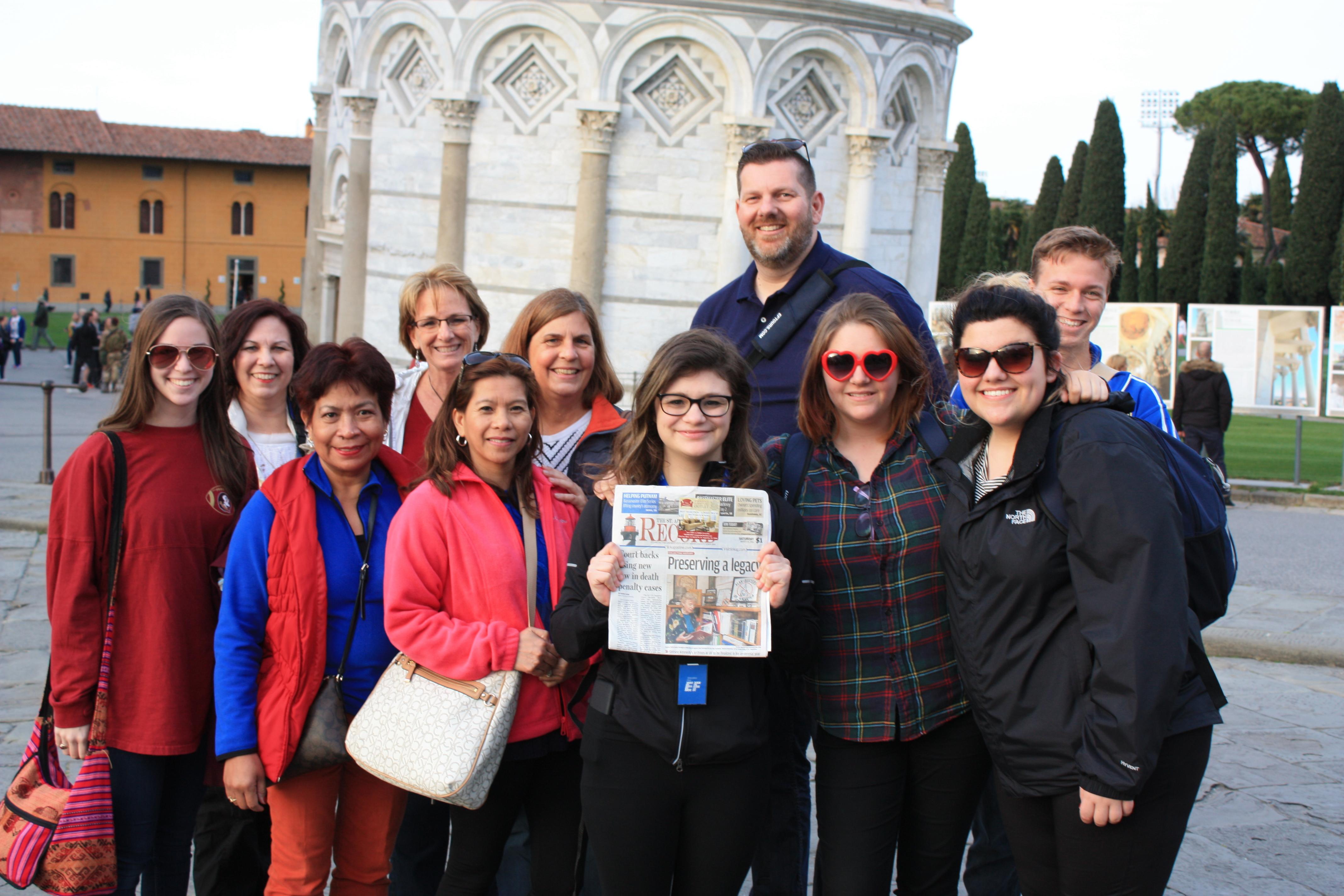 AICE in Pisa, Italy