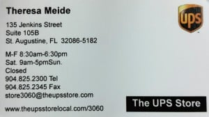 The SAHS AICE program would like to thank Theresa Meade and the UPS Store in Cobblestone for their generous support of AICE and the AICE Booster Club.  Please help us reciprocate by using her business for your printing and shipping needs.