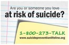Suicide Life Line